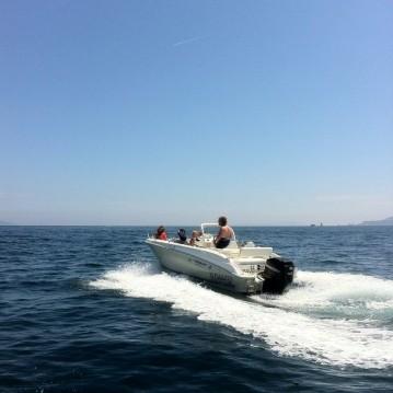 Motorboot mit oder ohne Skipper Quicksilver mieten in La Ciotat