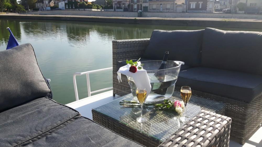 Hausboot mit oder ohne Skipper Valkmeer mieten in Soissons
