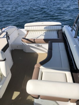 Yacht-Charter in Sainte-Maxime - Cobalt Cobalt 26SD auf SamBoat