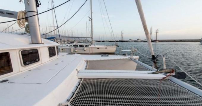 Bootsverleih Athen günstig Lagoon 380