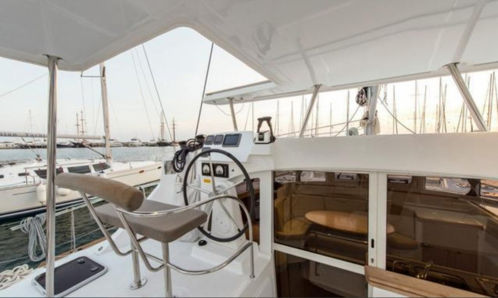Yacht-Charter in Athènes - Lagoon Lagoon 380 auf SamBoat
