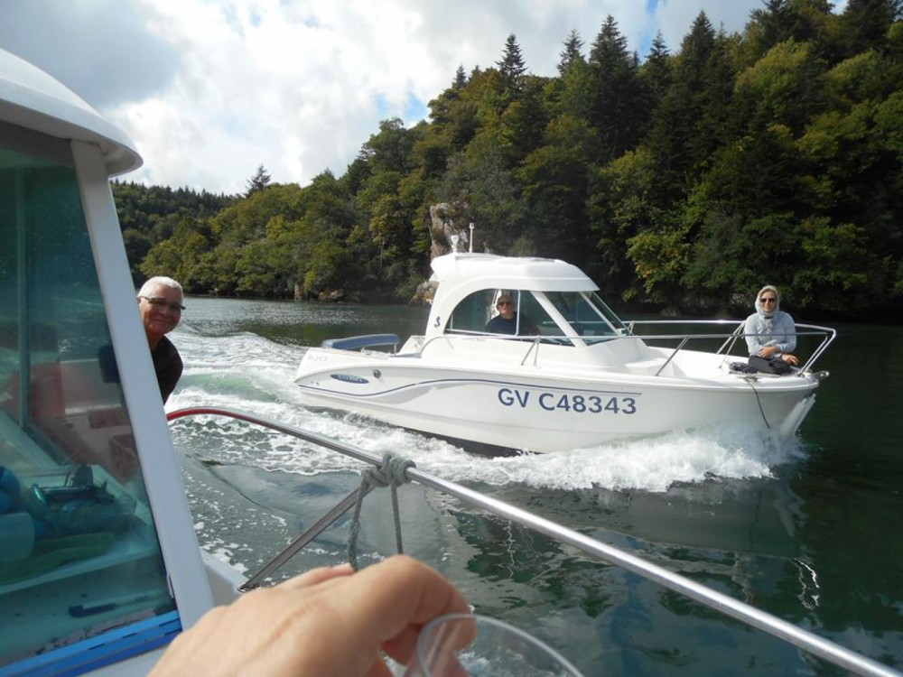 Bénéteau Antares 620 Fishing zwischen Privatpersonen und professionellem Anbieter Loctudy