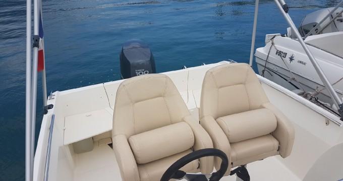 Yacht-Charter in L'Estaque - Jeanneau Cap Camarat 555 Style auf SamBoat