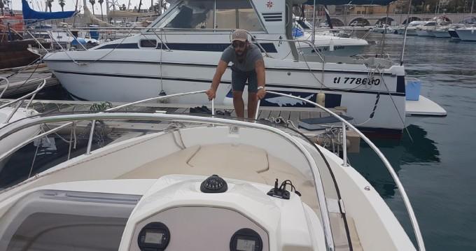 Motorboot mieten in L'Estaque - Jeanneau Cap Camarat 555 Style
