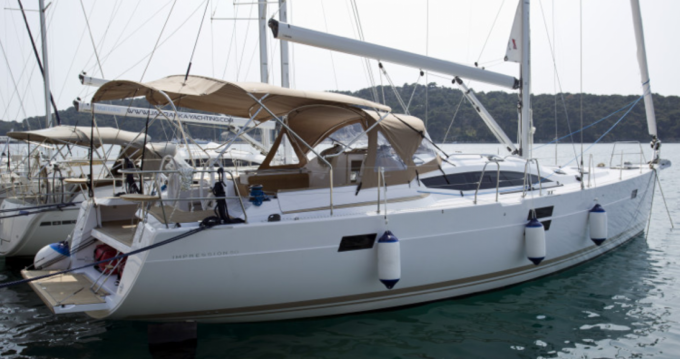 Segelboot mieten in Trogir - Elan Impression 50