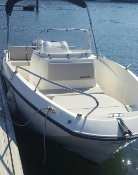 Bootsverleih Quicksilver Quicksilver 535 Open Arcachon Samboat