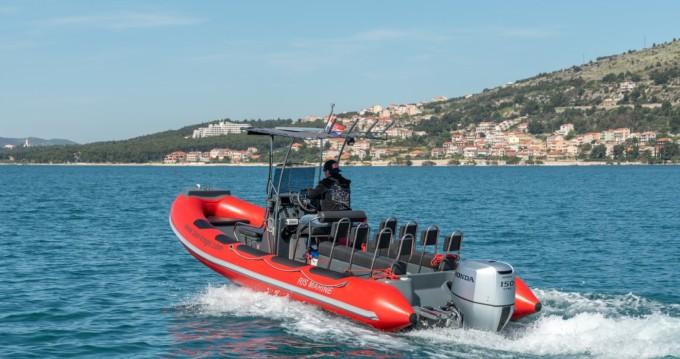 Yacht-Charter in Trogir - Ris Marine RM 599 Special auf SamBoat