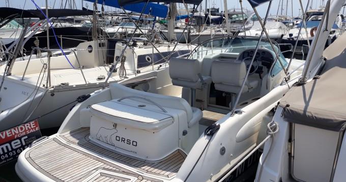 Motorboot mieten in Mandelieu-la-Napoule - Rio Rio 750 Day Cruiser