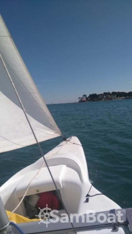 Katamaran mit oder ohne Skipper Virus mieten in Le Pouliguen