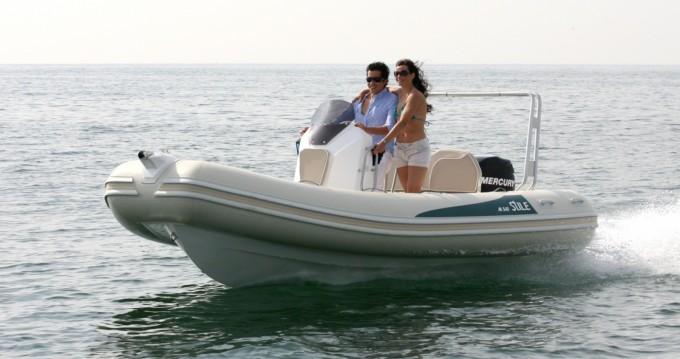 Bootsverleih Lignano Sabbiadoro günstig Stile 540