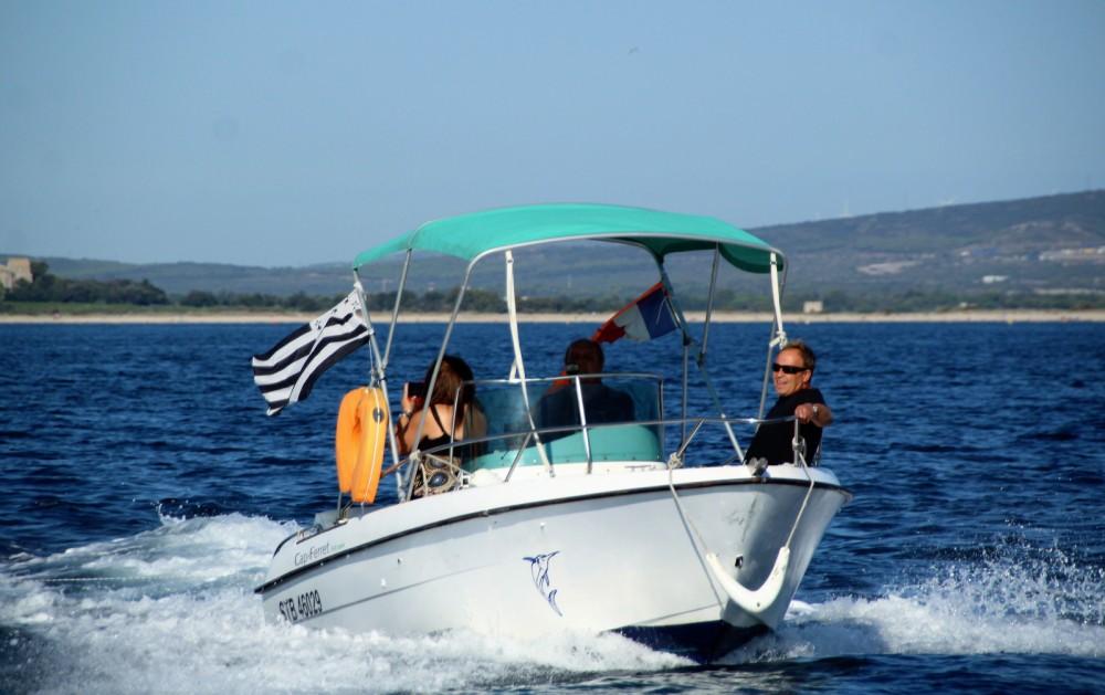 Motorboot mieten in Palavas-les-Flots - B2 Marine Cap Ferret