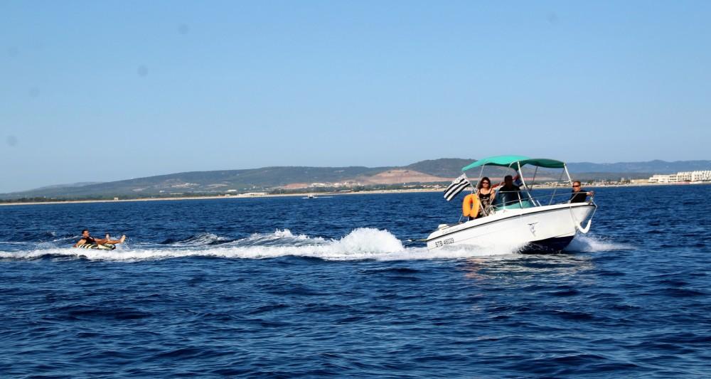 Motorboot mieten in Palavas-les-Flots zum besten Preis