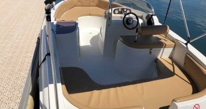 Yacht-Charter in Bormes-les-Mimosas - As Marine AS 590 OPEN auf SamBoat