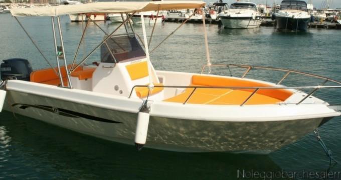 Bootsverleih Terminal Boat Terminal boat 21 Salerno Samboat