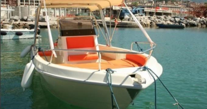 Vermietung Motorboot Terminal Boat mit Führerschein