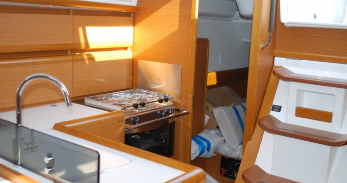 Yacht-Charter in Athen - Jeanneau Sun Odyssey 379 auf SamBoat