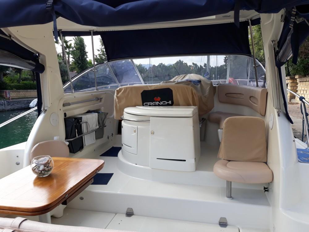Bootsverleih Cranchi Zaffiro 32 Lipari Samboat