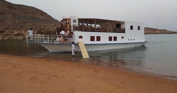 Yachten mieten in Assuan zum besten Preis