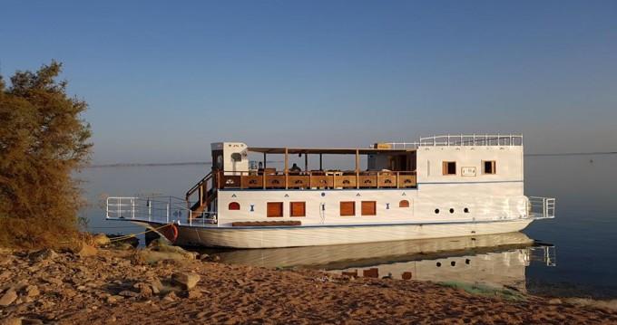 Bootsverleih Queen Tiyi Safari Boat Assuan Samboat