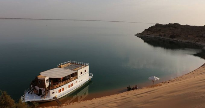 Bootsverleih Assuan günstig Safari Boat