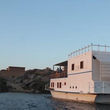 Yachten mit oder ohne Skipper Queen Tiyi mieten in Assuan
