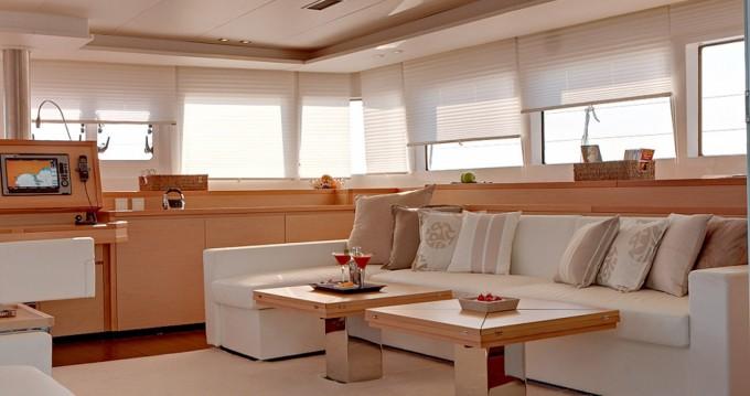 Bootsverleih Lagoon Lagoon 620 Ajaccio Samboat