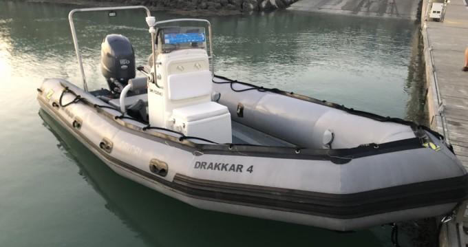 Schlauchboot mieten in Granville - Bombard 600 SRMN