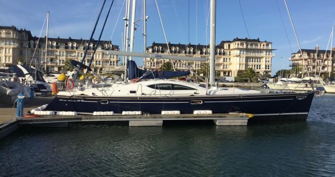 Yacht-Charter in Maliaño - Jeanneau Sun Odyssey 49 DS auf SamBoat