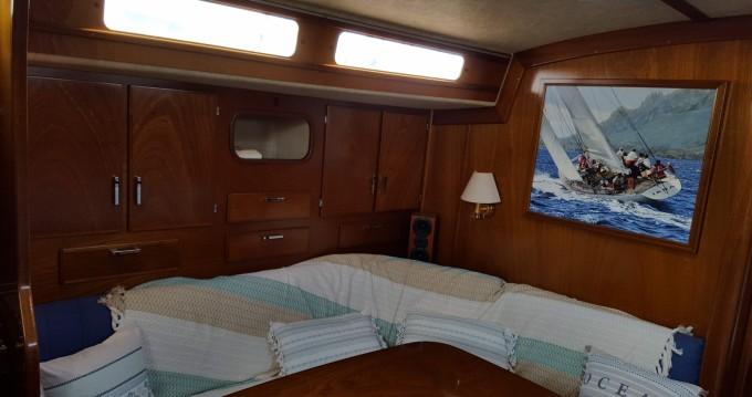 Segelboot mit oder ohne Skipper Amel mieten in Agay