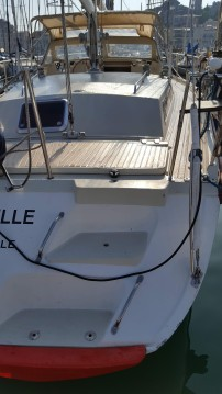 Segelboot mieten in Agay - Amel Santorin