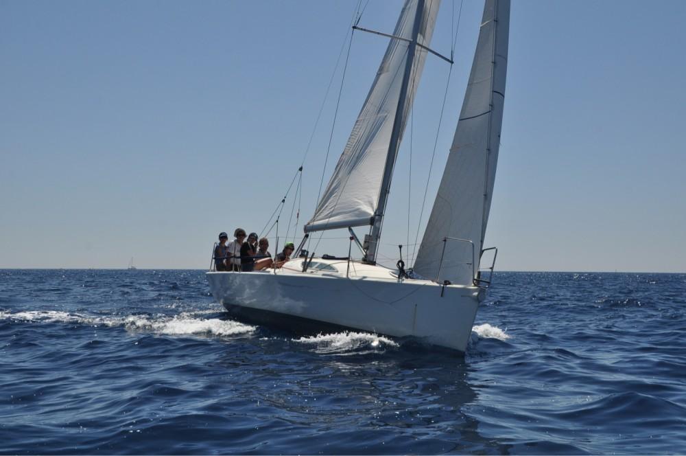 Yacht-Charter in Marseille - Archambault Grand Surprise auf SamBoat