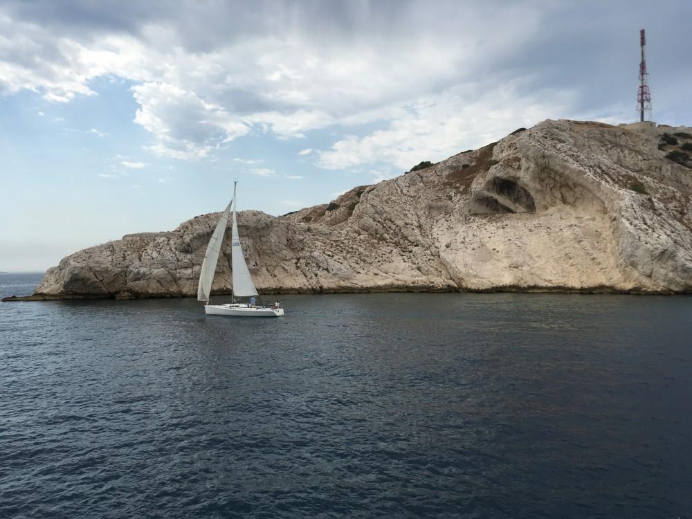 Segelboot mieten in Marseille - Archambault Grand Surprise
