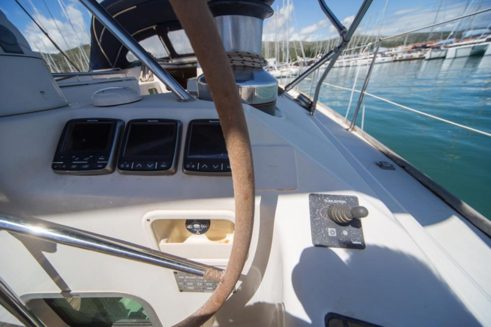 Yacht-Charter in Trogir - Jeanneau Sun Odyssey 54 DS auf SamBoat