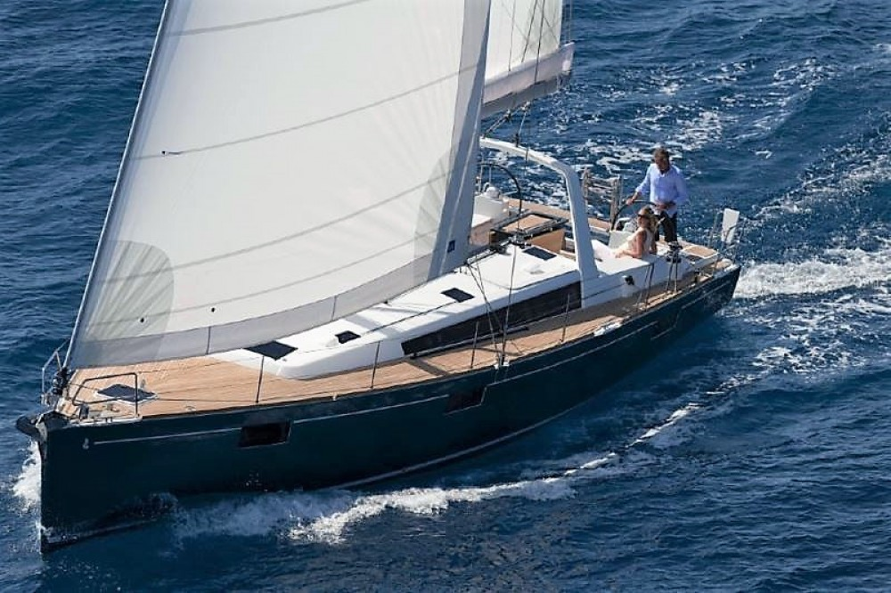Segelboot mieten in Peloponnes, Westgriechenland und Ionische Inseln - Bénéteau Oceanis 48