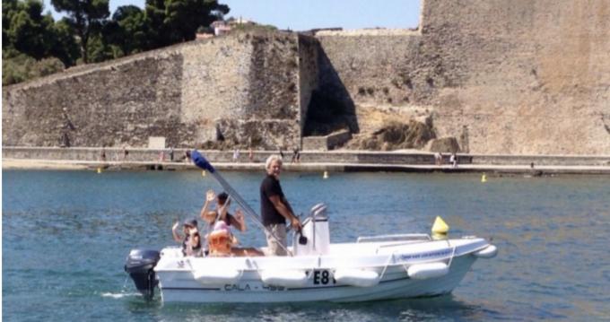 Motorboot mieten in Collioure - Dipol Class Cala 450