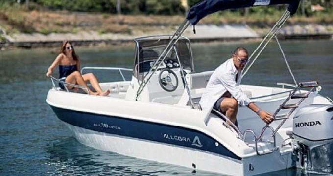 Motorboot mit oder ohne Skipper Allegra Boats mieten in Collioure