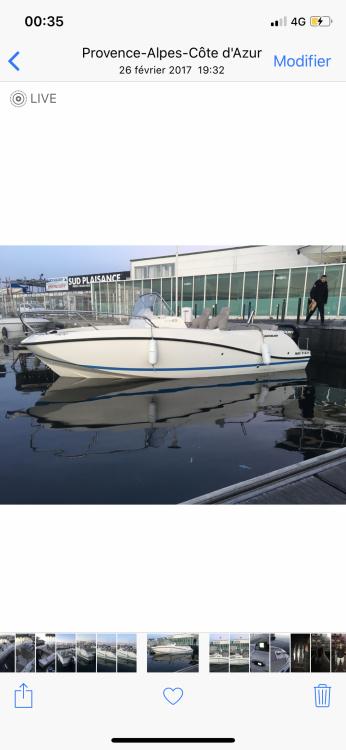 Bootsverleih Quicksilver Activ 605 Sundeck Marseille Samboat