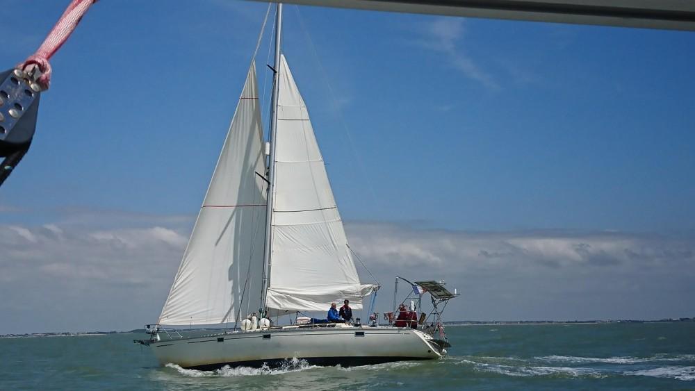 Segelboot mieten in La Rochelle - Jeanneau Sun Kiss