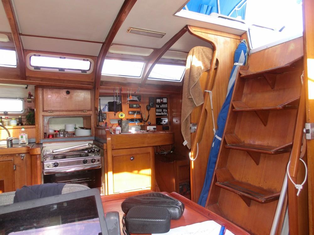 Yacht-Charter in La Rochelle - Jeanneau Sun Kiss auf SamBoat