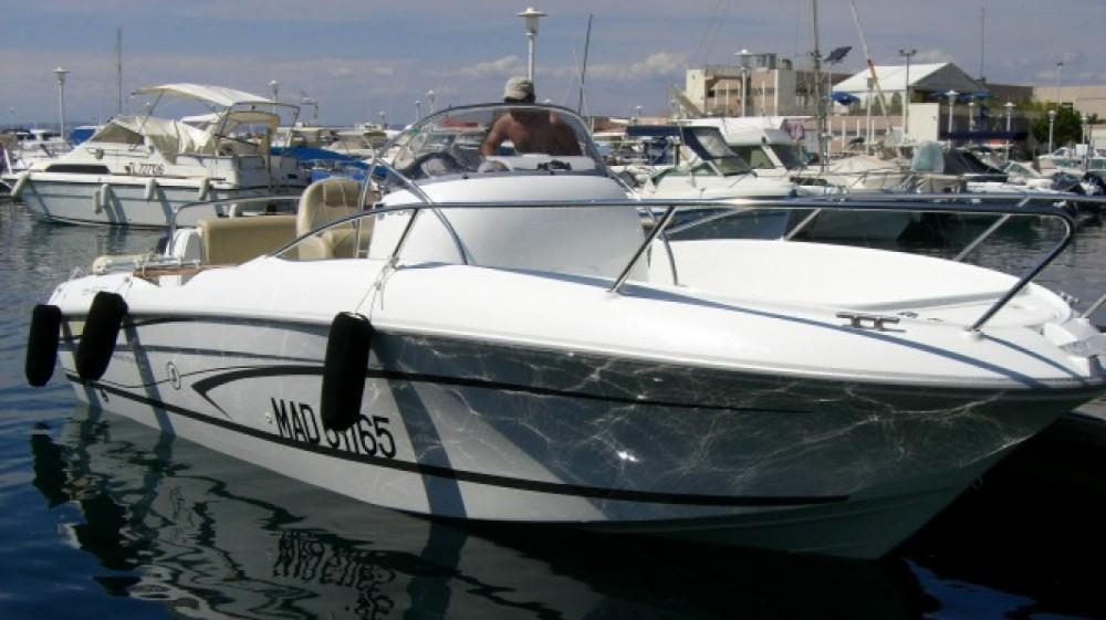 Motorboot mit oder ohne Skipper Bénéteau mieten in Marseille