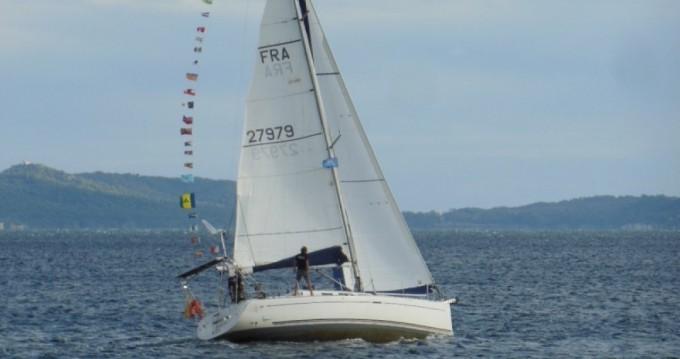 Bootsverleih Dufour Dufour 40 Performance La Seyne-sur-Mer Samboat