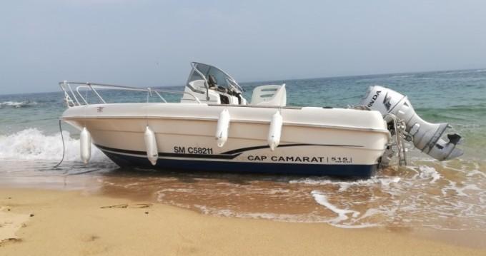 Yacht-Charter in Saint-Malo - Jeanneau Cap Camarat 515 auf SamBoat