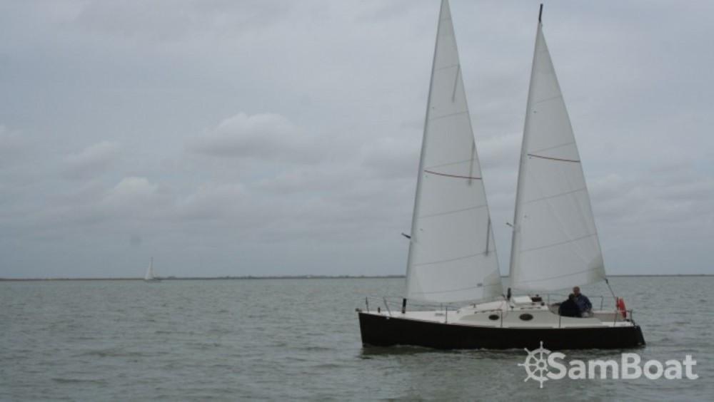 Segelboot mieten in  - Chantier-Mer one off