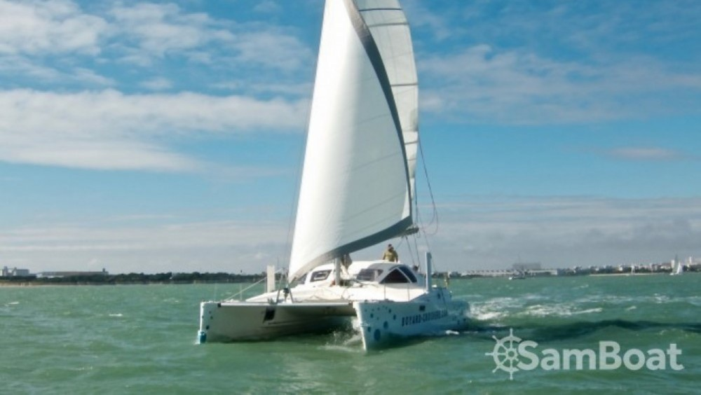 Yacht-Charter in  - Catana Catana 381 auf SamBoat