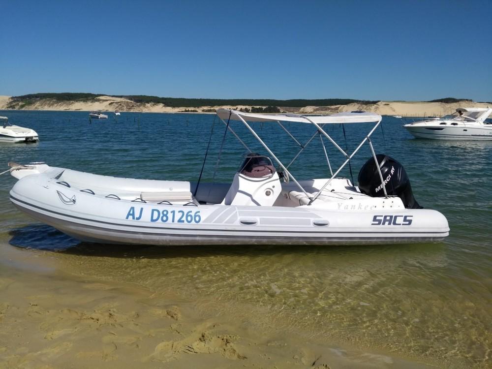 Bootsverleih Sacs Sacs S 640 Lège-Cap-Ferret Samboat