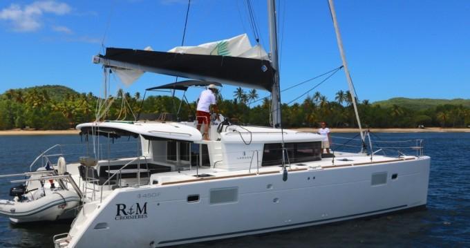 Yacht-Charter in Le Marin - Lagoon Lagoon 450 F auf SamBoat