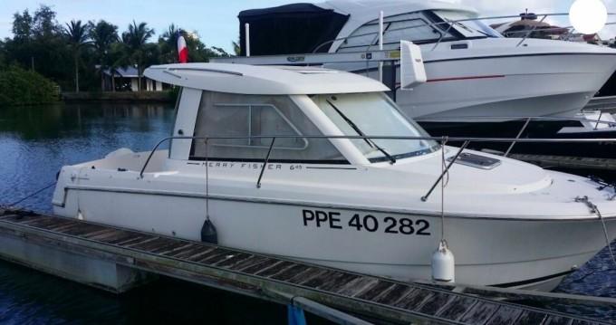 Bootsverleih Pointe-à-Pitre günstig Merry Fisher 645