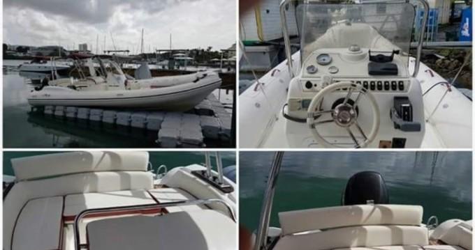 Schlauchboot mit oder ohne Skipper Nuova Jolly mieten in Pointe-à-Pitre