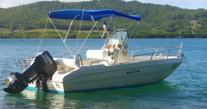 Motorboot mit oder ohne Skipper Rascala mieten in Le Robert