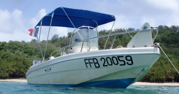 Bootsverleih Rascala FM16 Le Robert Samboat